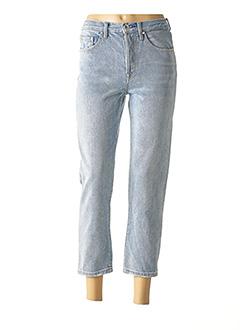 Jeans boyfriend bleu LPB pour femme