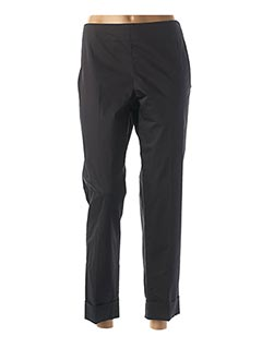 Pantalon casual noir PESERICO pour femme