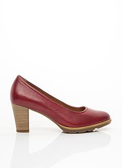 Escarpins rouge TAMARIS pour femme