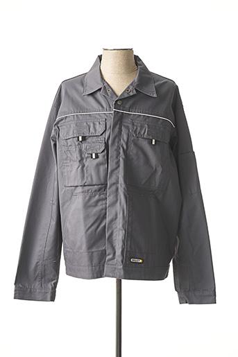Veste casual gris DASSY pour homme