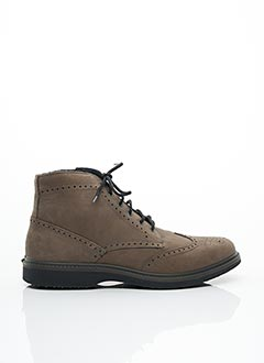 Bottines/Boots marron GRISPORT pour homme