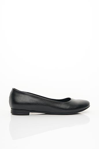Chaussures professionnelles noir NORDWAYS pour femme