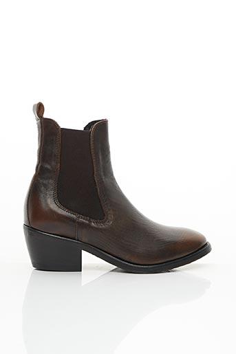 Bottines/Boots marron CATARINA MARTINS pour femme