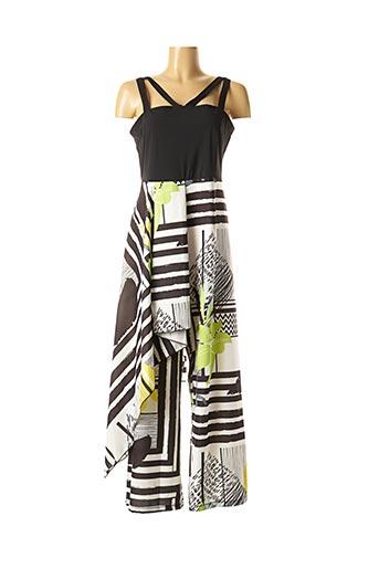 Combi-pantalon noir MALOKA pour femme