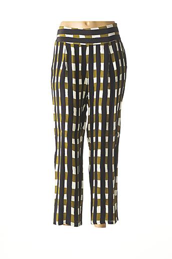Pantalon casual noir MASAI pour femme