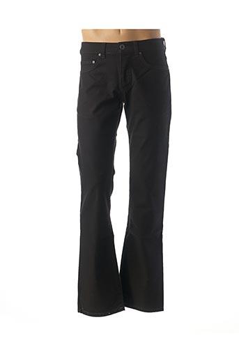 Jeans coupe droite noir CAMEL ACTIVE pour homme