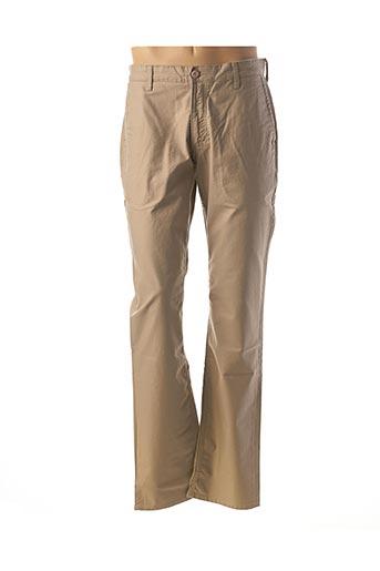 Pantalon casual marron LEE pour homme