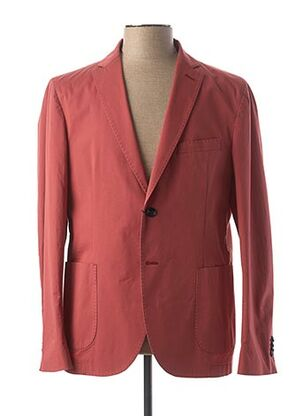 Veste chic / Blazer rouge CH. K. WILLIAMS pour homme