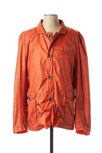 Imperméable/Trench orange CH. K. WILLIAMS pour homme
