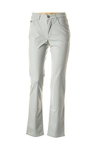 Pantalon casual bleu CALVIN KLEIN pour femme