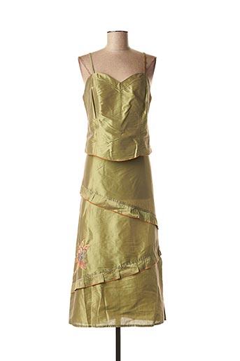Top/jupe vert ROSA ROSAM pour femme