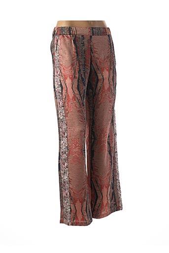 Pantalon casual marron NÜ pour femme