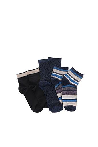 Chaussettes bleu NÜD pour femme