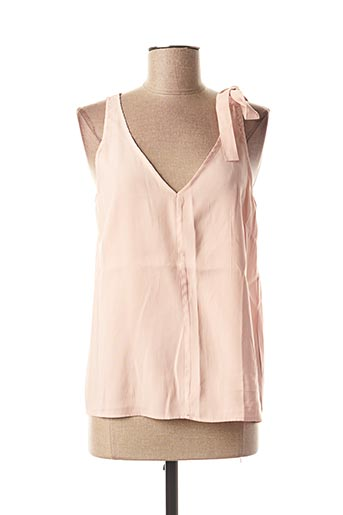 Top rose MOLLY BRACKEN pour femme