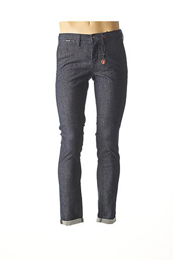 Pantalon casual bleu NO EXCESS pour homme