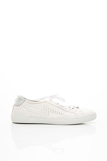 Bottines/Boots blanc PALLADIUM pour femme