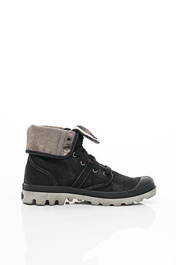 Bottines/Boots noir PALLADIUM pour femme