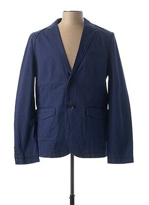 Veste chic / Blazer bleu ELEVEN PARIS pour homme