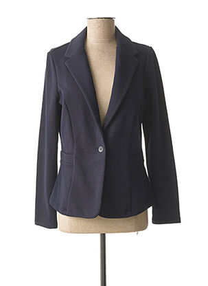 Veste chic / Blazer bleu STREET ONE pour femme