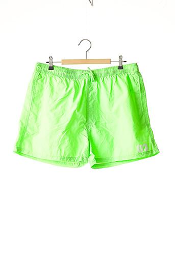 Short vert NEW MENTALITY pour homme
