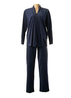 Pyjama bleu TAUBERT pour femme