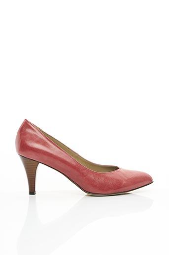 Escarpins rouge NOE pour femme