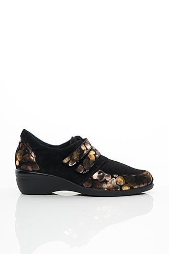 Chaussures de confort noir COMFORT CLASS pour femme