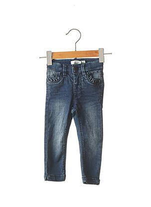 Jeans coupe slim bleu NAME IT pour fille