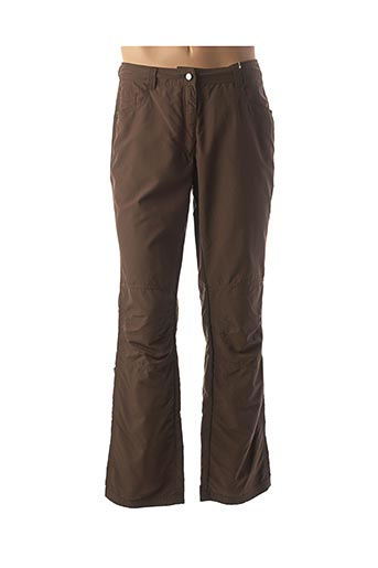 Pantalon casual marron ICEPEAK pour femme