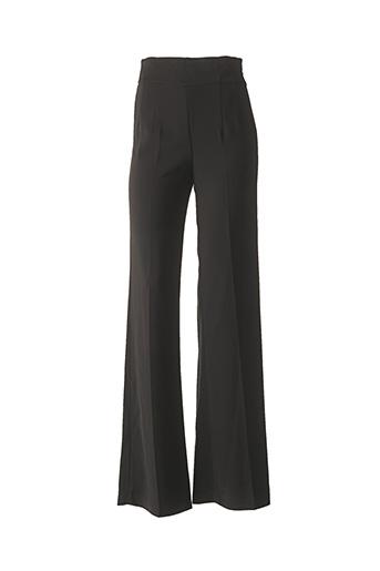 Pantalon chic noir MARCIANO pour femme