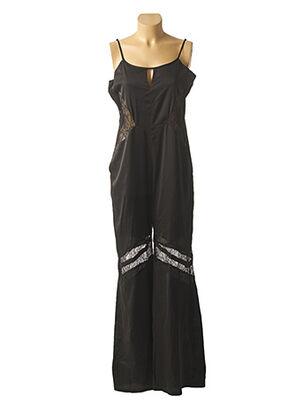 Combi-pantalon noir MARCIANO pour femme