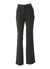 Pantalon casual noir MARCIANO pour femme seconde vue