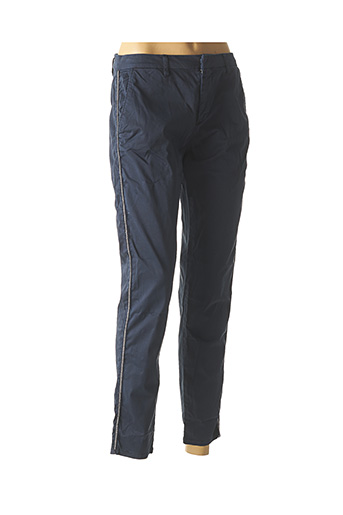 Pantalon 7/8 bleu KAPORAL pour femme