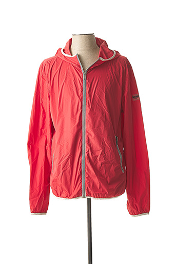 Imperméable/Trench rouge GUESS pour homme