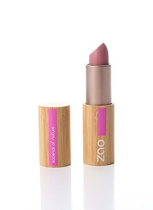 Maquillage rose ZAO pour femme