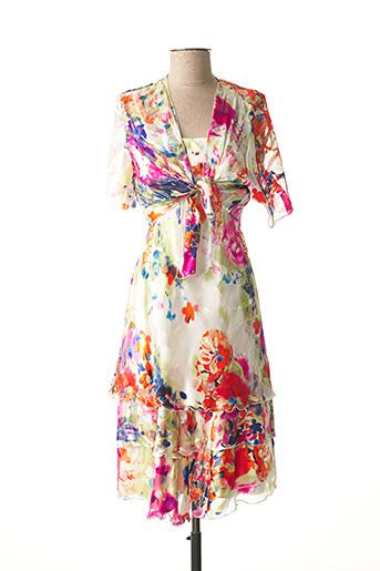 Veste/robe rose JEAN DELFIN pour femme