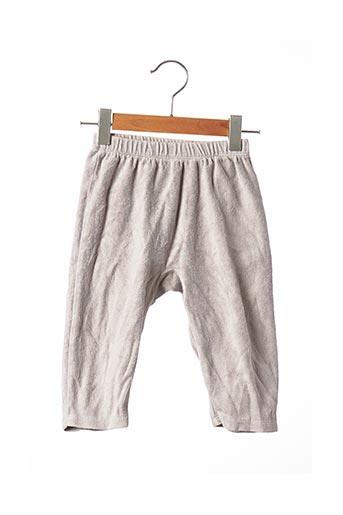 Pyjama gris VERTBAUDET pour enfant