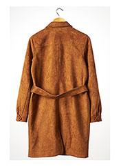 Robe mi-longue marron MOTHER pour femme seconde vue