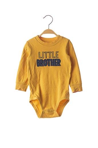 Body jaune CHILD OF MINE pour enfant