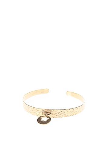 Bracelet Jonc jaune SANS MARQUE pour femme