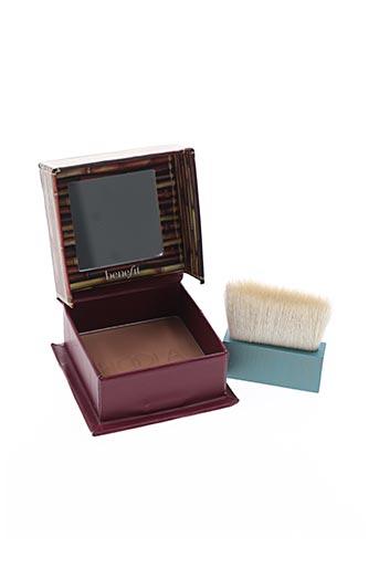 Maquillage marron BENEFIT pour femme