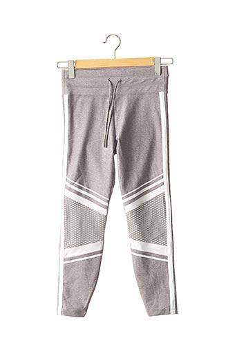 Jogging gris SANS MARQUE pour femme