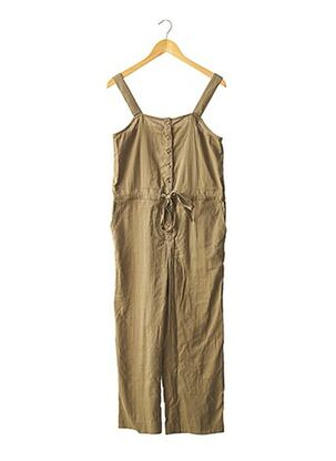 Combi-pantalon vert BILLABONG pour femme