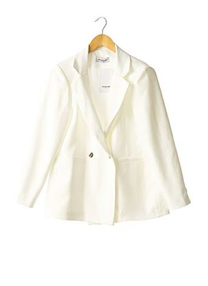 Veste chic / Blazer blanc NOT YOUR GIRL pour femme