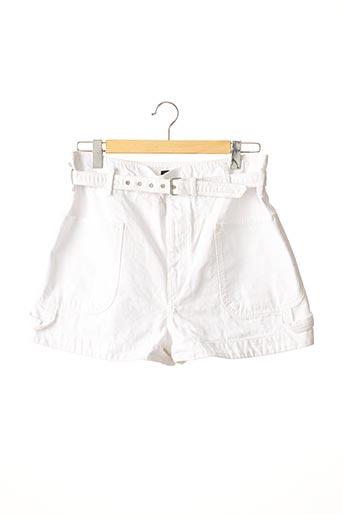 Short blanc ISABEL MARANT pour femme