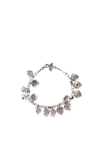 Bracelet gris GAS pour femme