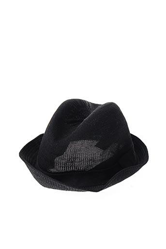Chapeau noir DIVIDED H&M pour femme