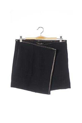 Mini-jupe noir ISABEL MARANT pour femme