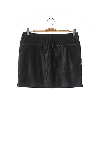 Mini-jupe noir KARL LAGERFELD pour femme