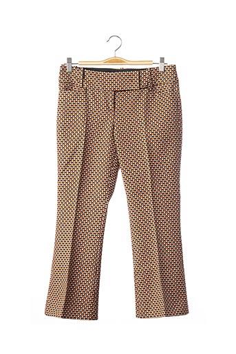 Pantalon 7/8 beige MICHAEL KORS pour femme